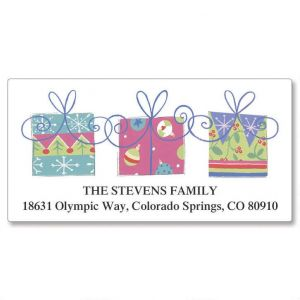 3 Packages Deluxe Address Labels