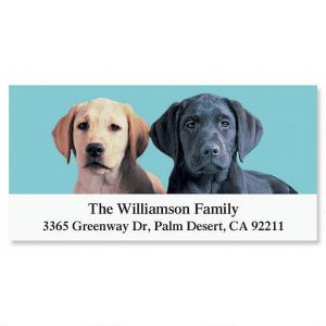 Lab Mix Deluxe Address Labels