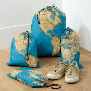 Around the World Travel Bags