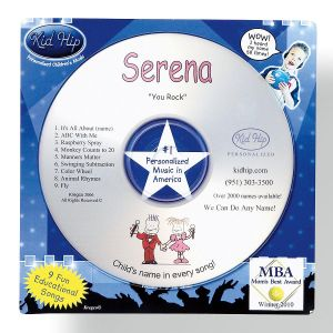 My Own Custom Music CD