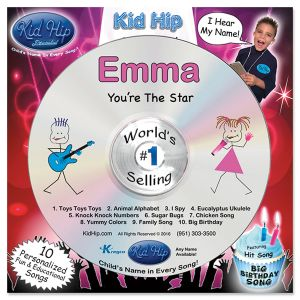 You're The Star Custom CD