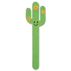 Colorful Cactus Nail File