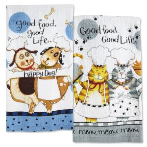 Happy Pet Kitchen Towels