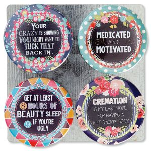 Cremation Decorative Magnets