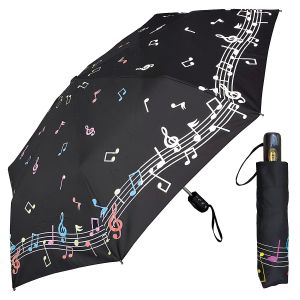 Music Note Color Changing Umbrella