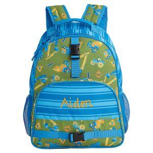 Construction Custom Backpack by Stephen Joseph®