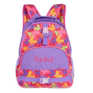 Custom Butterfly Backpack by Stephen Joseph®