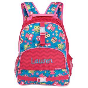 Owl Custom Backpack by Stephen Joseph®
