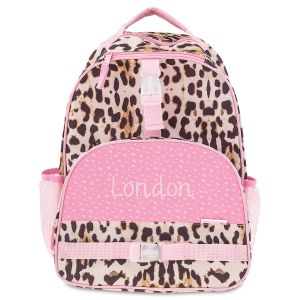 All Over Leopard Print Backpack by Stephen Joseph®