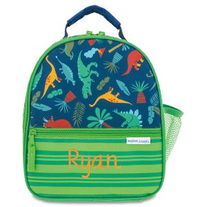 Green Dino Lunch Bag by Stephen Joseph®