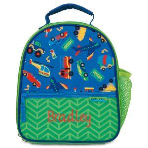 Custom Transportation Lunch Bag by Stephen Joseph®