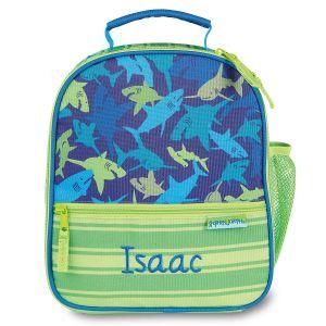 Custom Shark Lunch Bag by Stephen Joseph®