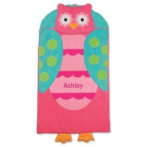 Custom Owl Nap Mat by Stephen Joseph®