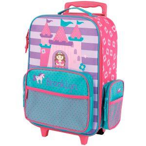 "Custom 18"" Princess Rolling Luggage by Stephen Joseph®"