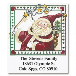 Sandi's Magical Christmas   Select Address Labels