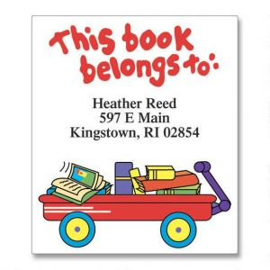 Lil' Wagon  Bookplates