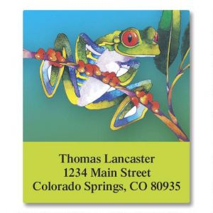 Frog Select Address Labels