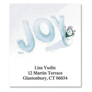 Joy Select Address Labels