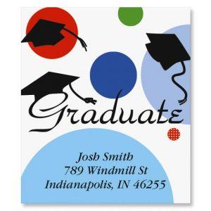 Graduate Select Address Labels