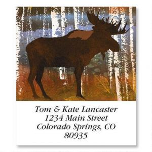 Moose Select Address Labels