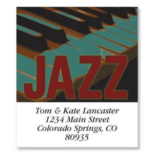 Jazz Select Address Labels