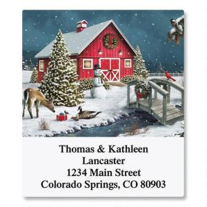 Nature's Gift Select Address Labels