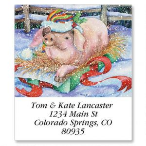 The Best Gift Select Address Labels
