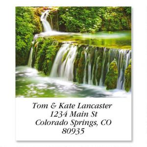 Waterfall  Select Address Labels