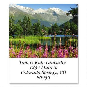 Champex  Select Return Address Labels