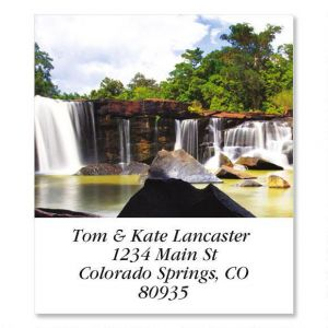 Tatton Paradise Waterfall  Select Address Labels