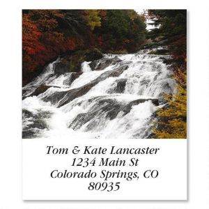 Ryuzu Falls  Select Address Labels