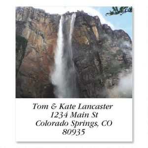 Angel Falls  Select Address Labels