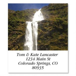 Sutherland Falls  Select Address Labels