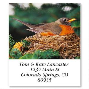 Red Robin  Select Address Labels