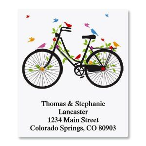 New Spin  Select Address Labels