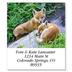 Red Fox Select Address Labels