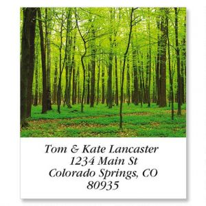 Vision Of Green Select Address Labels