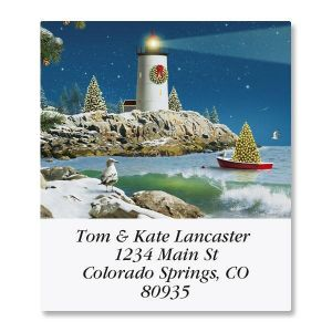 Starry Light Select Address Labels