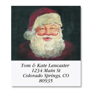 Wanted Santa Select Address Labels