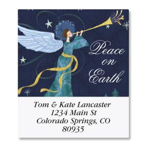 Peace Angel Select Address Labels