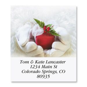 Santa's Gift Select Address Labels