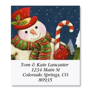 Forest Friends Select Address Labels