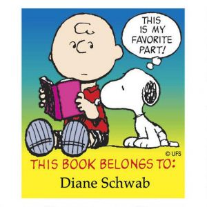 PEANUTS®  Story Time  Bookplates