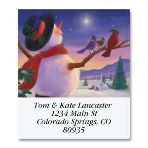 Star Light Select Address Labels