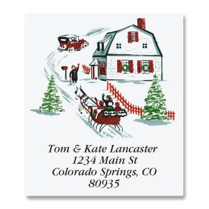 Nostalgic Memories Select Address Labels