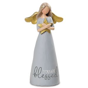 You Are Blessed Angel Figurine