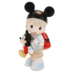 Boy with Mickey Mouse Dreamer Figurine by Precious Moments® Disney®
