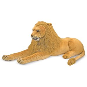 Giant Plush Lion by Melissa & Doug®