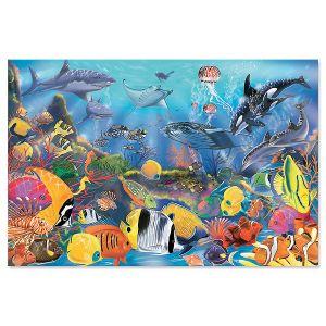 Underwater 48-Piece Floor Puzzle