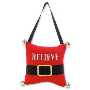 Believe Door Pillow